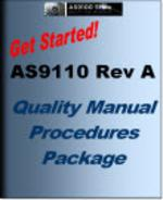 AS9110A Quality Manual and Procedures Package