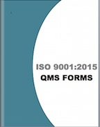 ISO 9001:2015 Forms